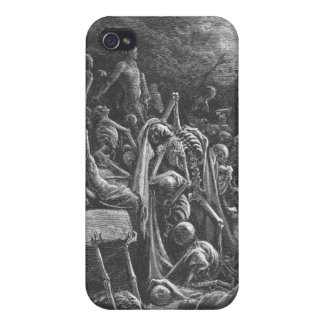 The Valley of Death - iPhone Cover Case For iPhone 4