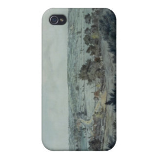 The Valley of the Stour iPhone 4 Cover