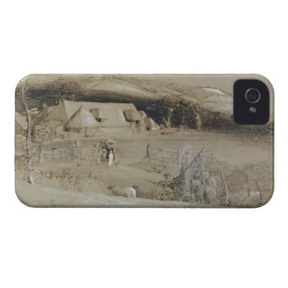 The Valley of Vision (brush, ink wash, bodycolour iPhone 4 Case-Mate Cases