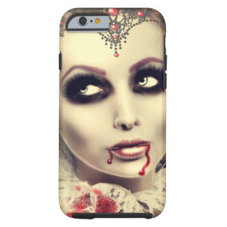 The Vampire Princess Tough iPhone 6 Case
