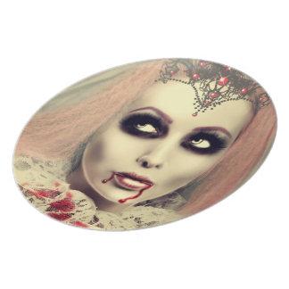 The Vampire Princess Plate