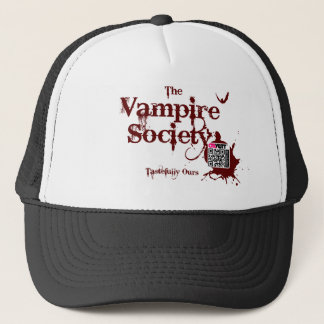 The Vampire Society - Augmented Reality Fashions Trucker Hat