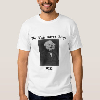 The Van Buren Boys Tshirt