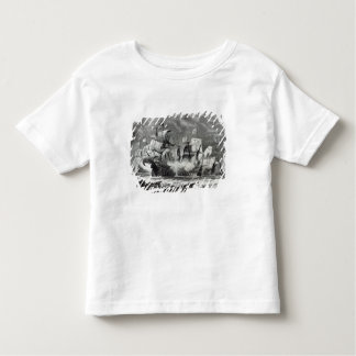 The Vanguard, under Sir William Winter Toddler T-Shirt