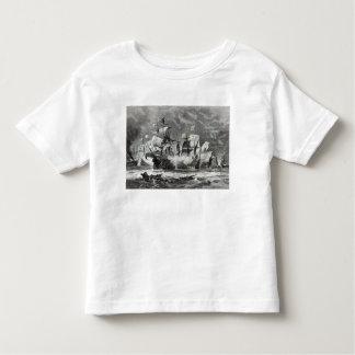 The Vanguard, under Sir William Winter Toddler T-Shirt