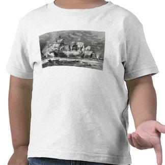 The Vanguard, under Sir William Winter Tee Shirt