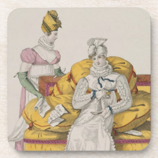 The Vapours or The Accounts Day, plate 62 from 'Le Coaster
