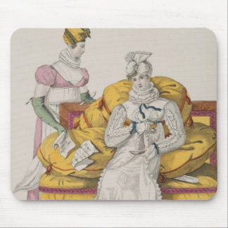 The Vapours or The Accounts Day, plate 62 from 'Le Mouse Mat