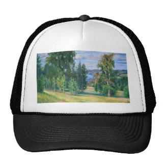 The vastness of nature cap