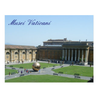 The Vatican Postcard