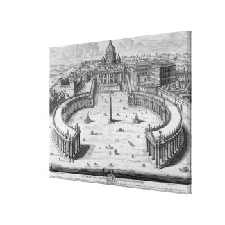 The Vatican, Rome Canvas Print