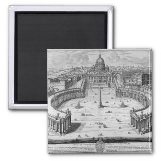 The Vatican, Rome Magnet