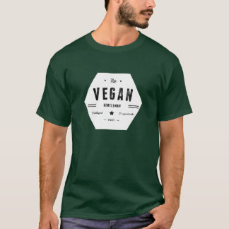 The Vegan Gentleman T-Shirt