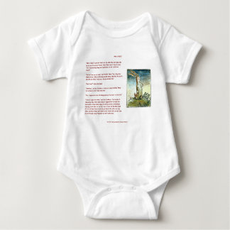 The Velveteen Rabbit - What is Real? Baby Tee