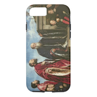 The Vendramin Family, 1543-47 (oil on canvas) iPhone 8/7 Case