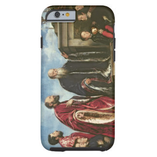 The Vendramin Family, 1543-47 (oil on canvas) Tough iPhone 6 Case