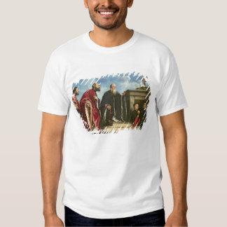 The Vendramin Family, 1543-47 (oil on canvas) Tshirt