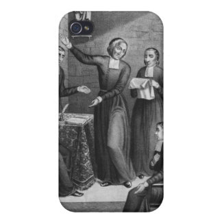 The Venerable Saint Jean-Baptiste de La Salle Cover For iPhone 4