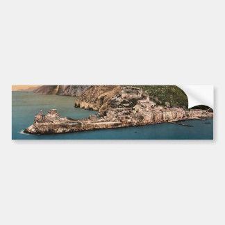 The Venice Gate, Spezia, Italy classic Photochrom Bumper Stickers