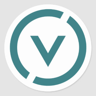 The Venus Project Classic Round Sticker