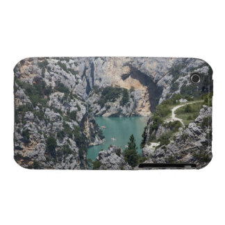 The Verdon Gorge, in south-eastern France iPhone 3 Case-Mate Cases