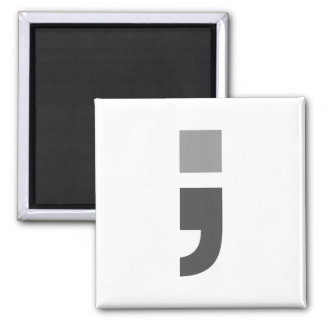 The versatile semicolon magnet