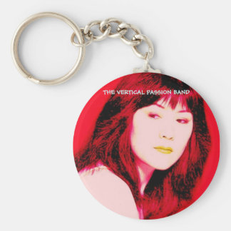 THE VERTICAL PASSION BAND KEYCHAIN