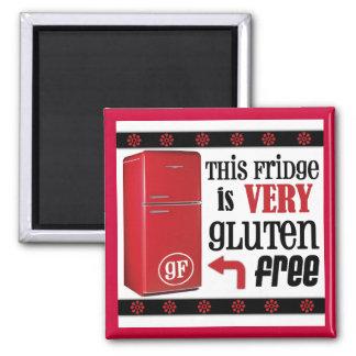 The Very Gluten-Free Fridge Magnet