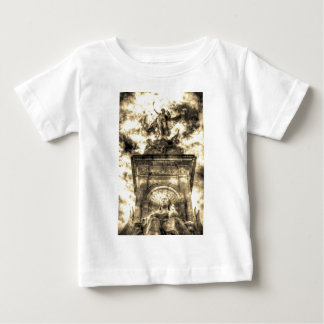 The Victoria Memorial London Vintage Baby T-Shirt