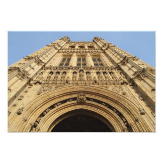 The Victoria Tower Photo Print
