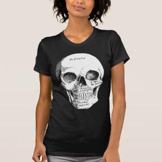 The Victorian Ladies Skull T-shirt
