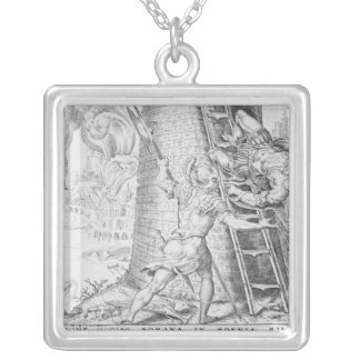The Victories of Charles V, 1527 Pendants