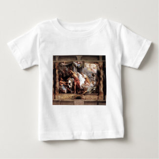 The Victory of Eucharistic Truth over Heresy Peter Baby T-Shirt