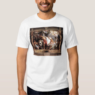 The Victory of Eucharistic Truth over Heresy Peter Tshirt