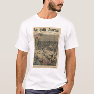 The victory of the negro T-Shirt