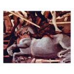 The Victory Over Bernardino Della Ciarda Detail Custom Invitations