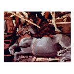 The Victory Over Bernardino Della Ciarda Detail Postcards