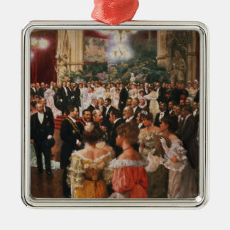The Viennese Ball Christmas Ornament
