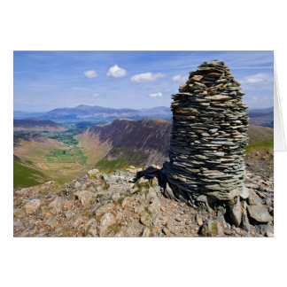 The view from Dale Head - The Lake District Cards