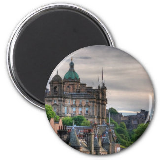 The view from the Scotsman Magnet