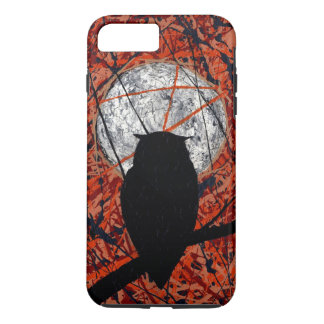 THE VIGIL: Can't Fight The Moonlight ~ (Owl art) ~ iPhone 7 Plus Case