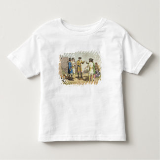 The Village Council, etched by the artist, publish Toddler T-Shirt