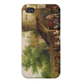 The Village Fete iPhone 4 Cover