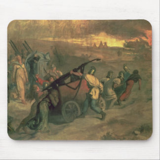 The Village Firemen 1857 Mousepads