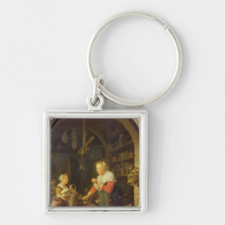 The Village Grocer 1647 Key Chains