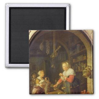 The Village Grocer, 1647 Magnet