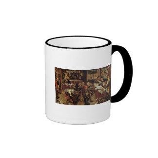 The Village Lawyer, 1621 Ringer Mug