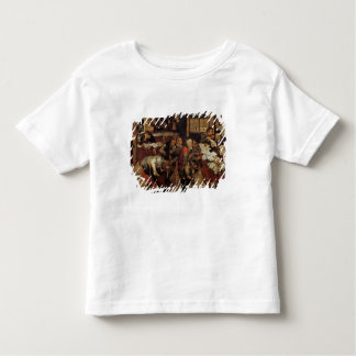 The Village Lawyer, 1621 Toddler T-Shirt