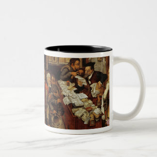 The Village Lawyer, 1621 Two-Tone Mug