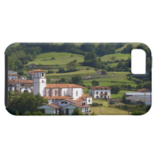 The village of Amaiur in the Baztan Valley of iPhone 5 Cover